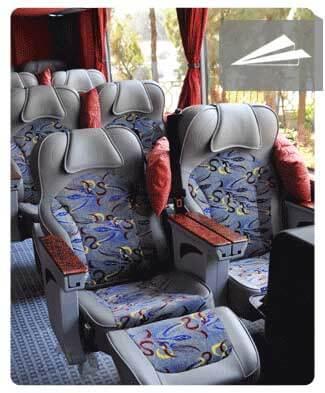 خرید بلیط اتوبوس آسوده سفر
