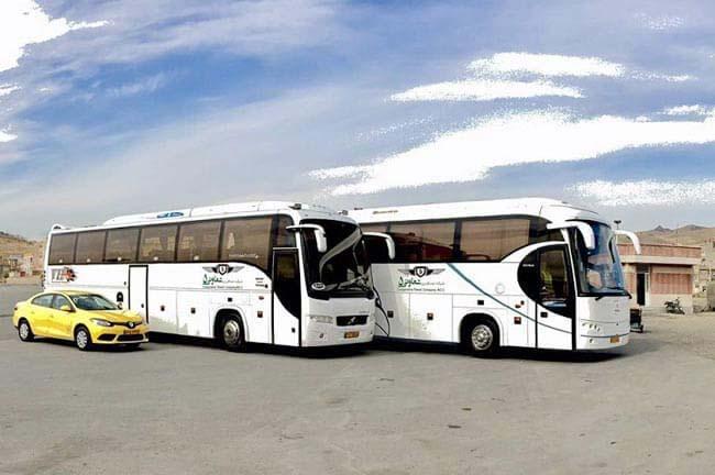 شرکت مسافربری کیان سفر
