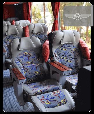 خرید بلیط اتوبوس لوان نور