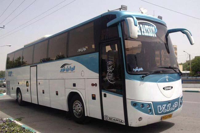 شرکت مسافربری لوان نور