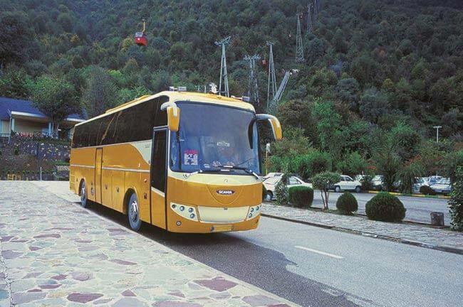 شرکت مسافربری راهپیمای پارسیان