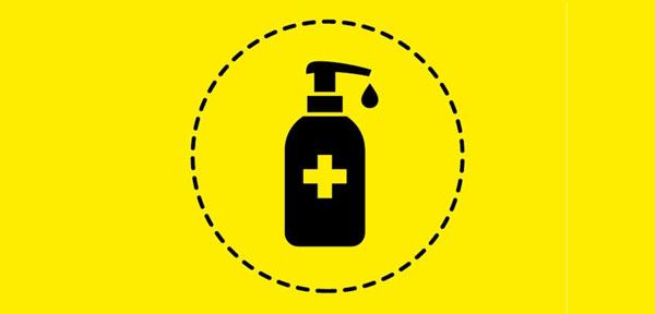 شستشوی مداوم دست ها با آب و صابون