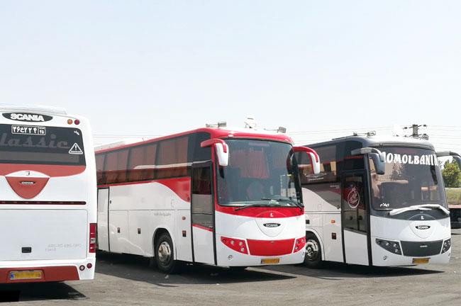 شرکت مسافربری ترمینال زنجان